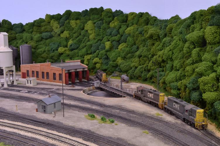 Chesapeake Wheeling And Erie Railroad