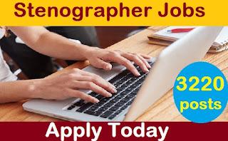stenographer jobs