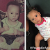 Sandra Okagbue shares baby pic of Flavour & their daughter to show resemblance