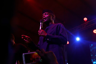 Vice President Yemi Osinbajo Attended The Just Concluded Felabration 2018