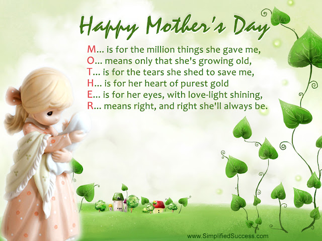 Happy Mother's Day Images For Your Mothers