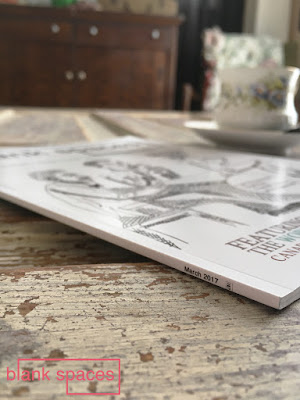 Blank Spaces Issue 3 March 2017