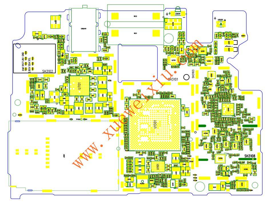 Redmi Note 3 Pro (Qualm) Schematic & Layout Diagrams  JMH