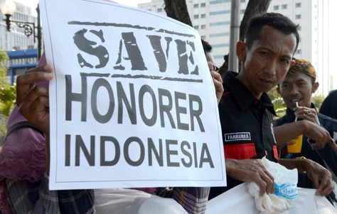 Save Honorer Indonesia