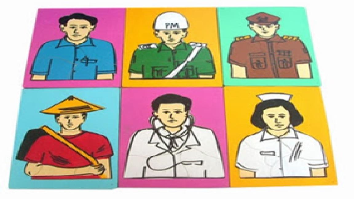 Materi Tentang Pekerjaan Occupation Bahasa Inggris Sd Kelas 2 Belajar Bahasa Inggris Online Gratis