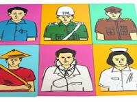 Materi tentang Pekerjaan (Occupation) Bahasa Inggris SD Kelas 2