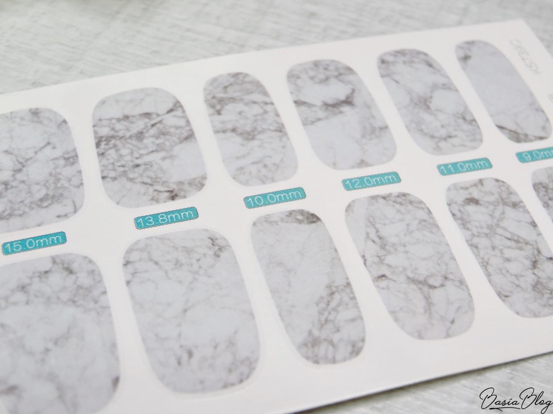 AliExpress haul, zakupy z AliExpress, ozdoby do paznokci, gadżety, naklejki wodne całopaznokciowe, na całe paznokcie, marmurowe naklejki, marmurowe paznokcie, nail stickers water transfer marble