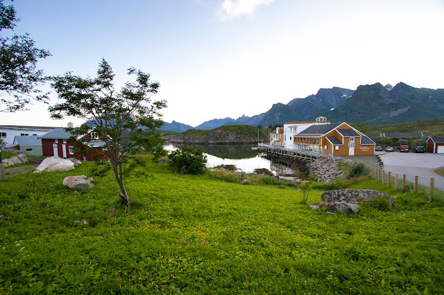 Kabelvag-Isole Lofoten
