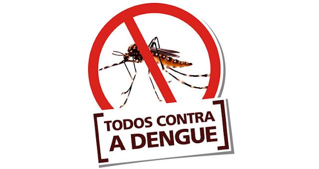 Todos contra o mosquito foi o tema usado durante a semana de mobilização – Reprodução