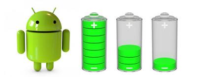 Modo ahorro en Android