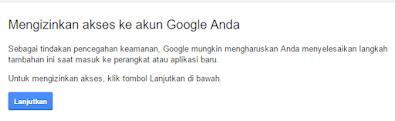 Konfigurasi Gmail Di Phpmailer