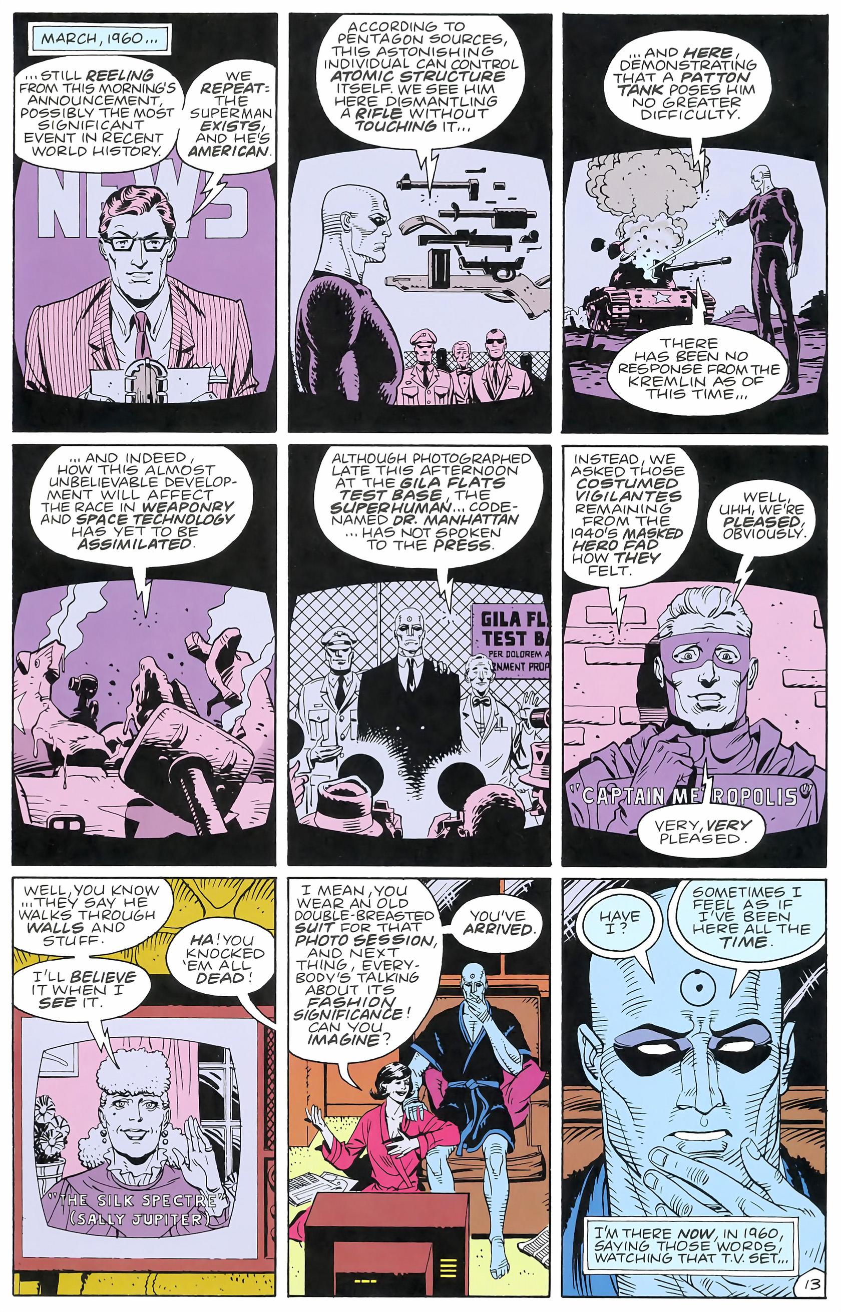 Watchmen (1986) issue 4 - Page 15