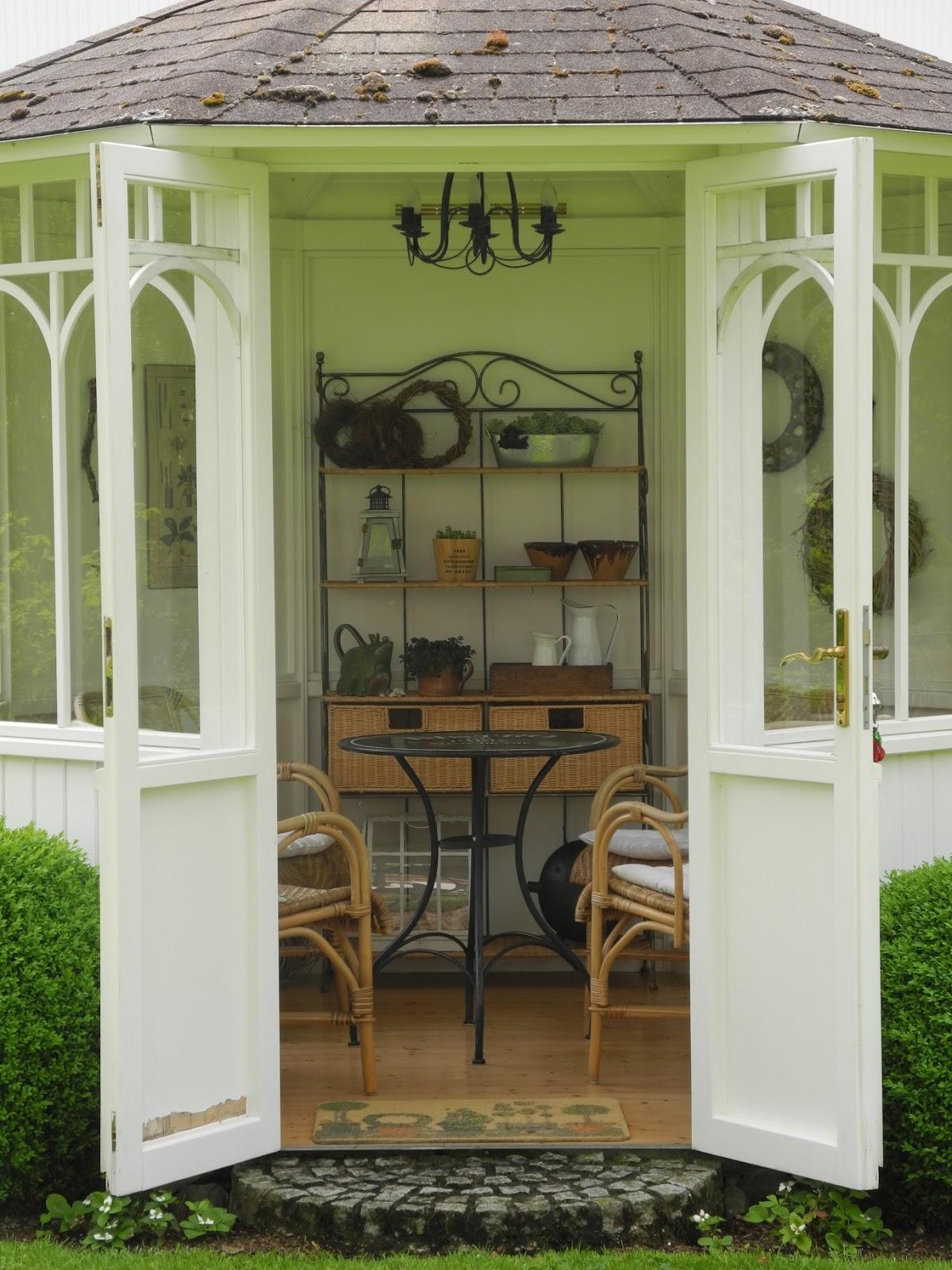 good kuhle startseite dekoration schone gartenhauser #8: Schmiedegarten