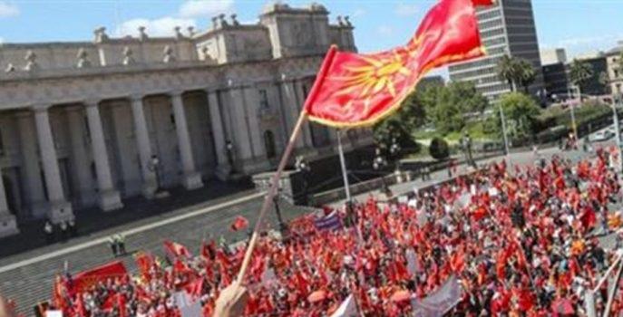 Ξεκίνησε το δημοψήφισμα στα Σκόπια για τη συμφωνία εκχώρησης της Μακεδονίας