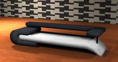 Diseño de sofás único y creativo