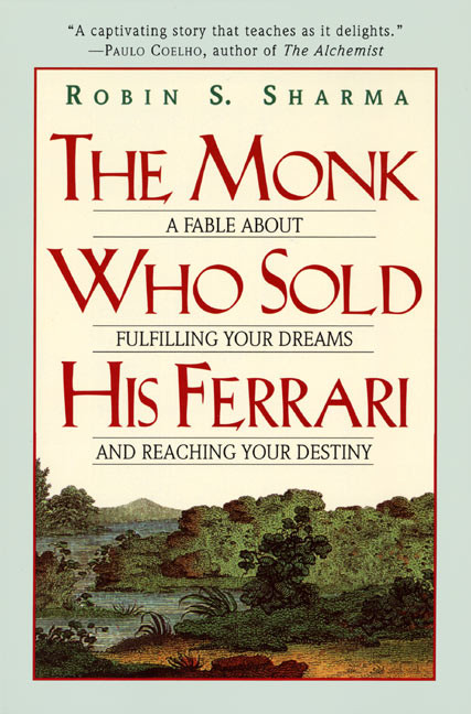 The Monk Who Sold His Ferrari PDF (English)-Download for free
