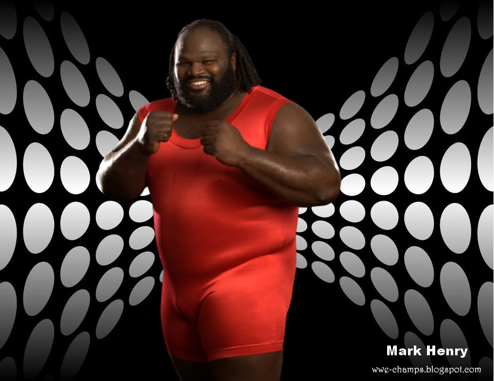 WWE CHAMPS: 'THE WORLD'S STRONGEST MAN' MARK HENRY