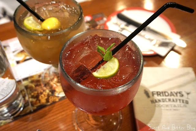 Ultimate Blueberry Pomegranate Long Island Ice Tea TGI Fridays India