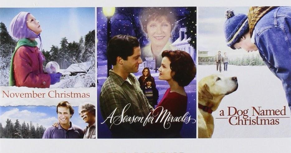 Movie Treasures By Brenda: Hallmark Hall of Fame Christmas Collection DVD (2011)