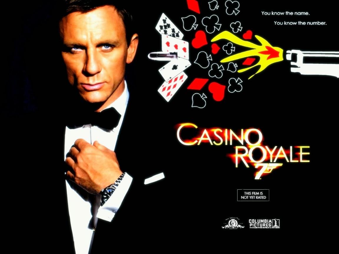 james bond casino game