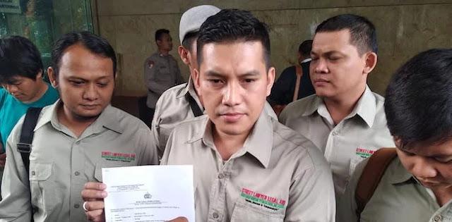 Buntut Pembakaran Bendera Tauhid, Yaqut Ketum GP Ansor Dilaporkan ke Bareskrim