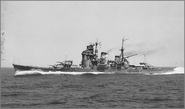 31 March 1941 worldwartwo.filminspector.com Japanese heavy cruiser Myoko