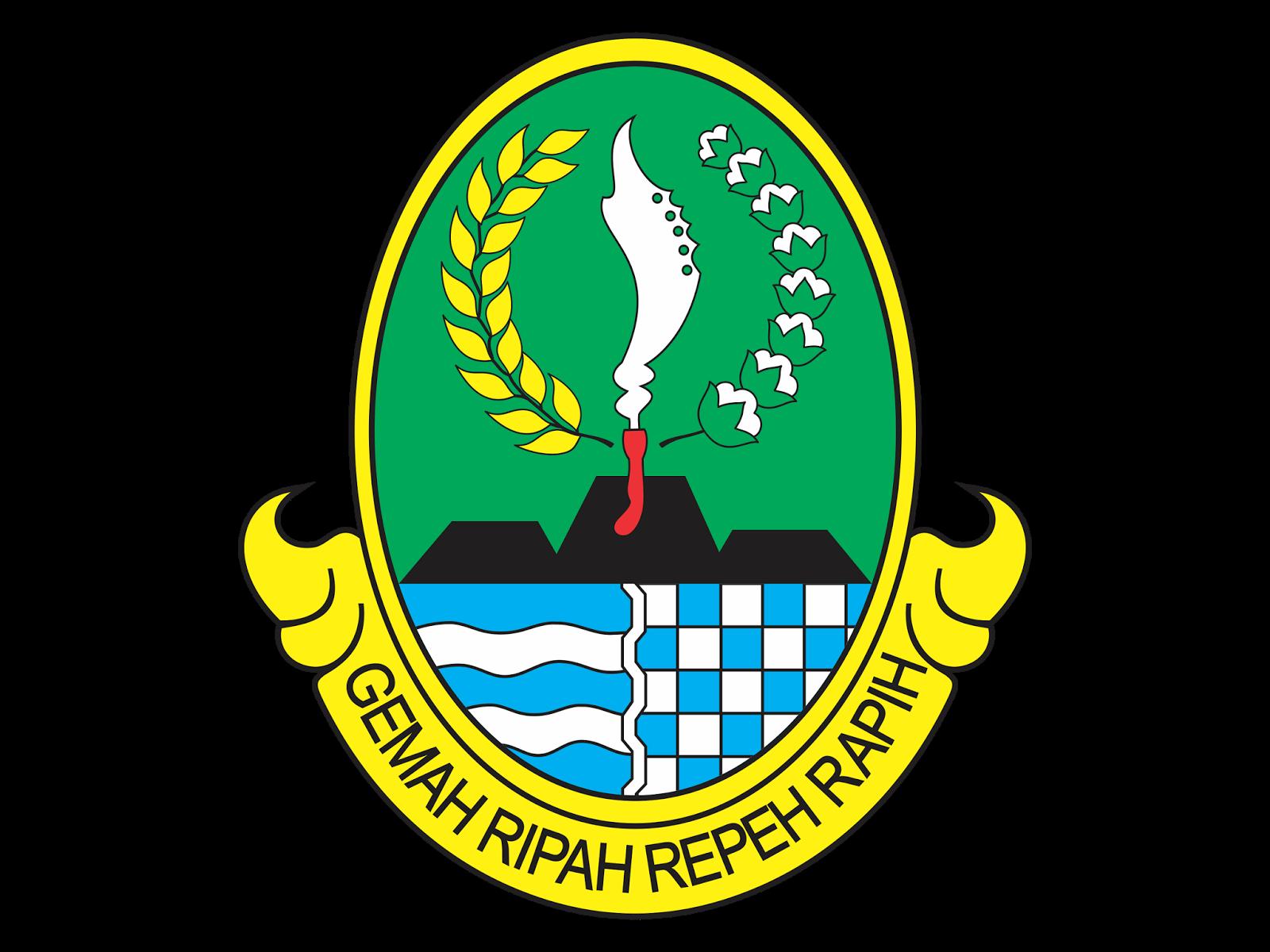 Bali Vector Logo Provinsi Jawa Barat Png Hd