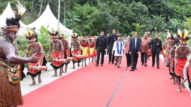 Kunci Mensejahterakan Papua adalah Fokus Dan Terkoordinasi