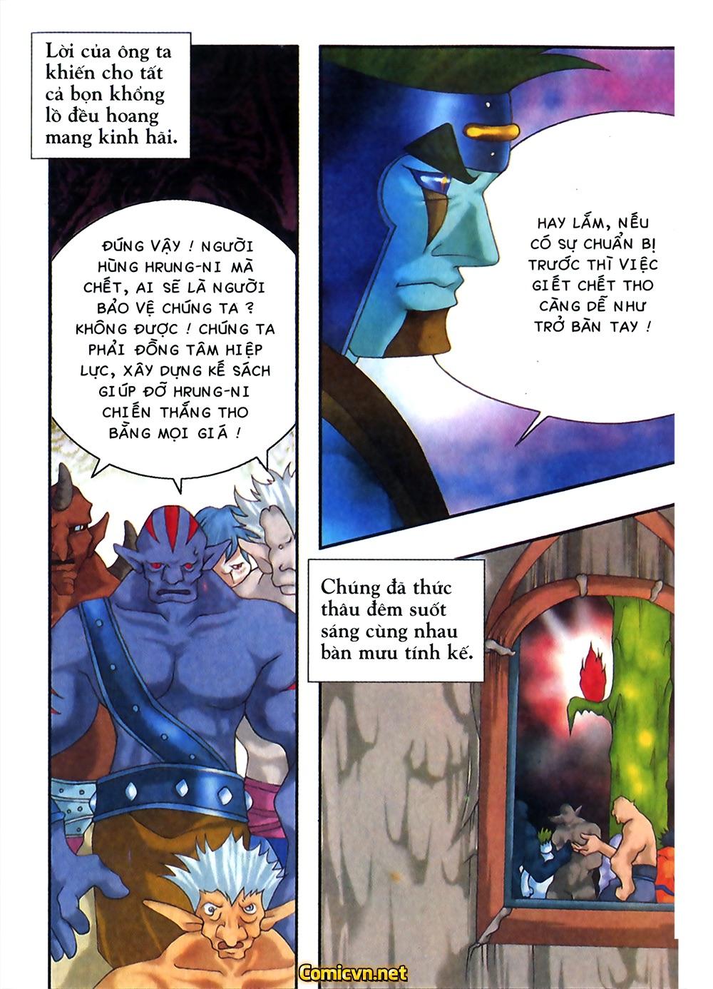 Thần thoại Bắc Âu - Chapter 31: Trận chiến không cân sức - Pic 14