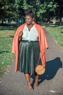 Faldas y Blusas para Gorditas