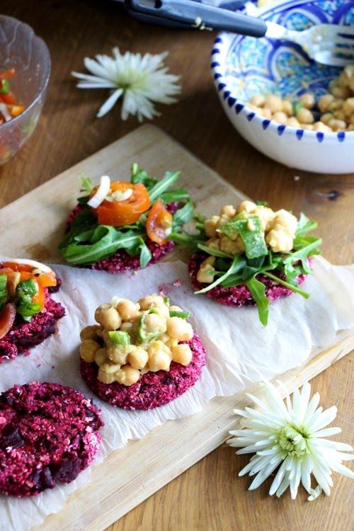 Glutenfreie Hafercracker, Vegane Hafercracker, Tomatensalsa