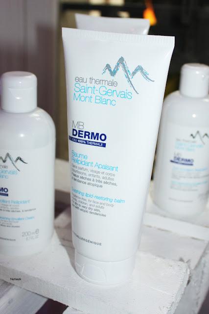 Saint Gervais Mont-Blanc MB Dermo