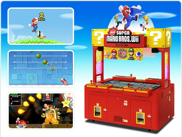 Mira esta recreativa de New Super Mario Bros. Wii