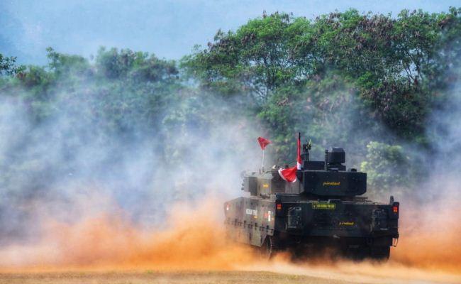 Medium tank Pindad