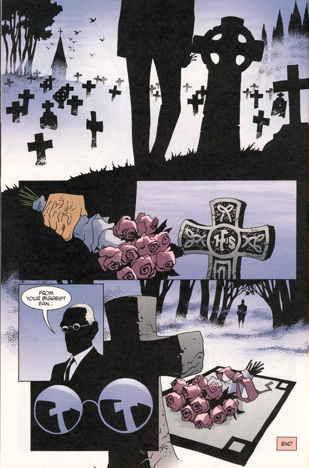 Read online 100 Bullets comic -  Issue #27 - 25