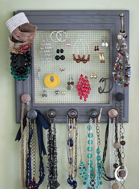 Diy Jewelry Storage Solutions