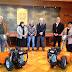 Familias de sectores rurales recibieron motocultivadores y materiales
