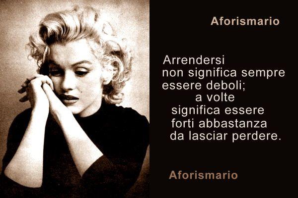 Aforismario Frasi Attribuite A Marilyn Monroe