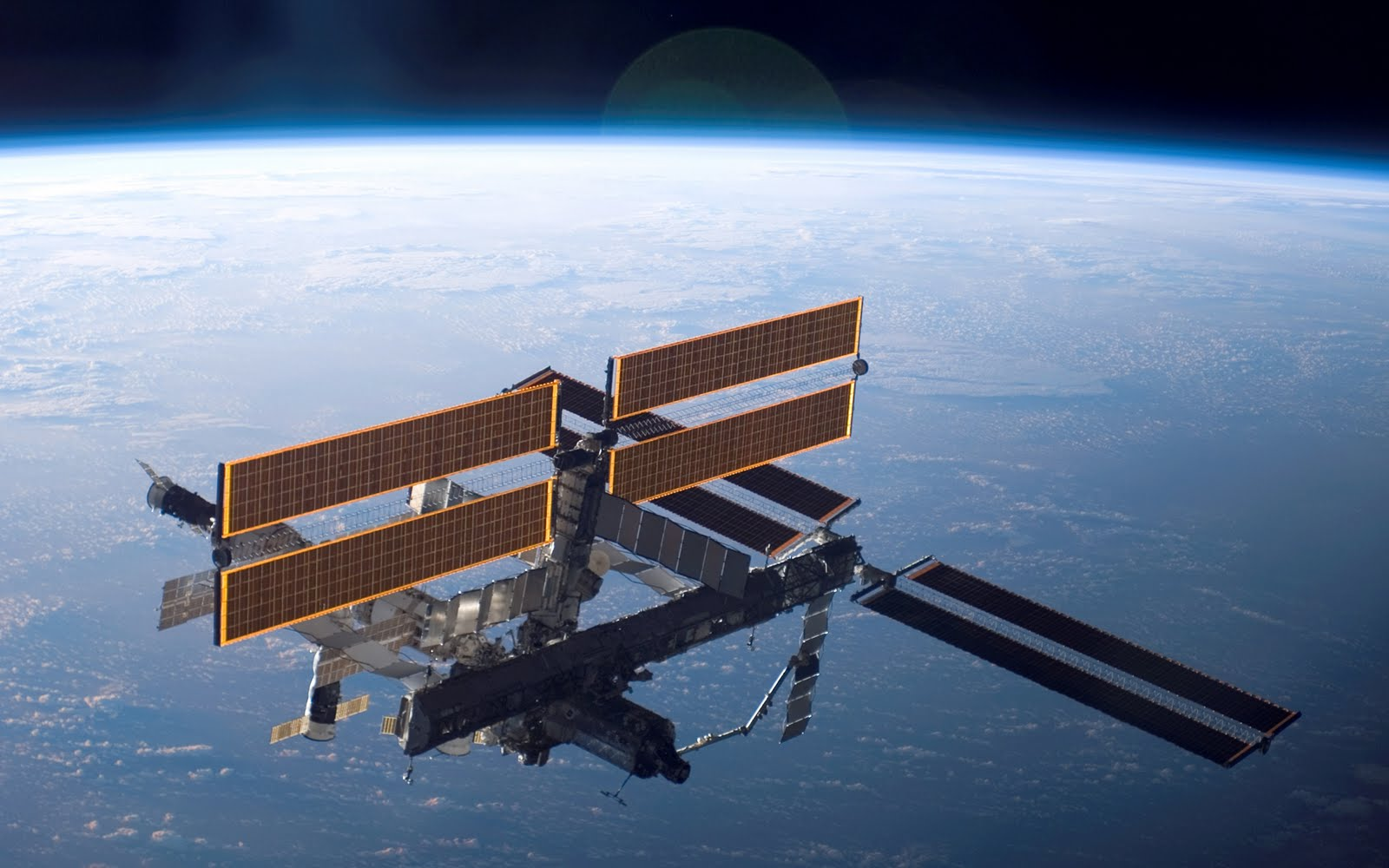 Free wallpapers international space station wallpaper - Wallpaper iss ...