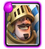 Ringkasan dan cara menggunakan kartu Prince untuk strategi battle deck clash royale