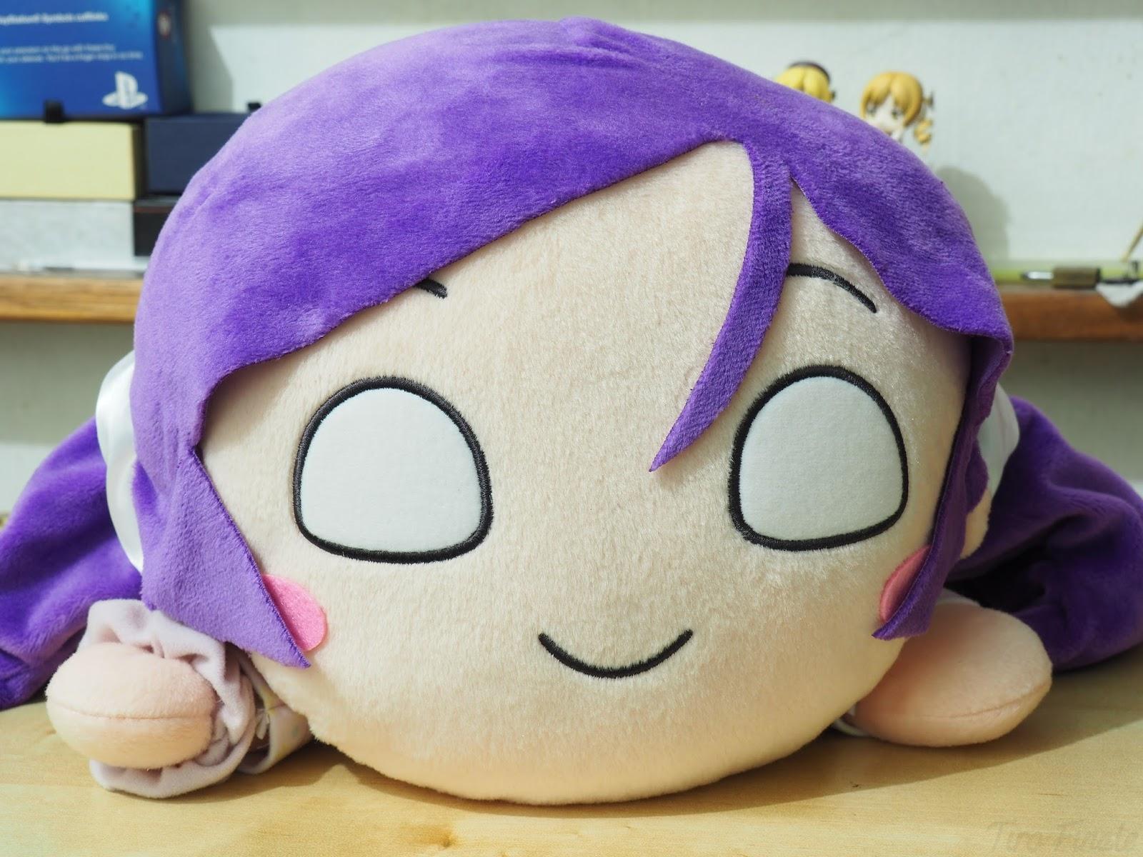 Love Live Yazawa Nico Jumbo Plush doll School Idol Project Japan F//S