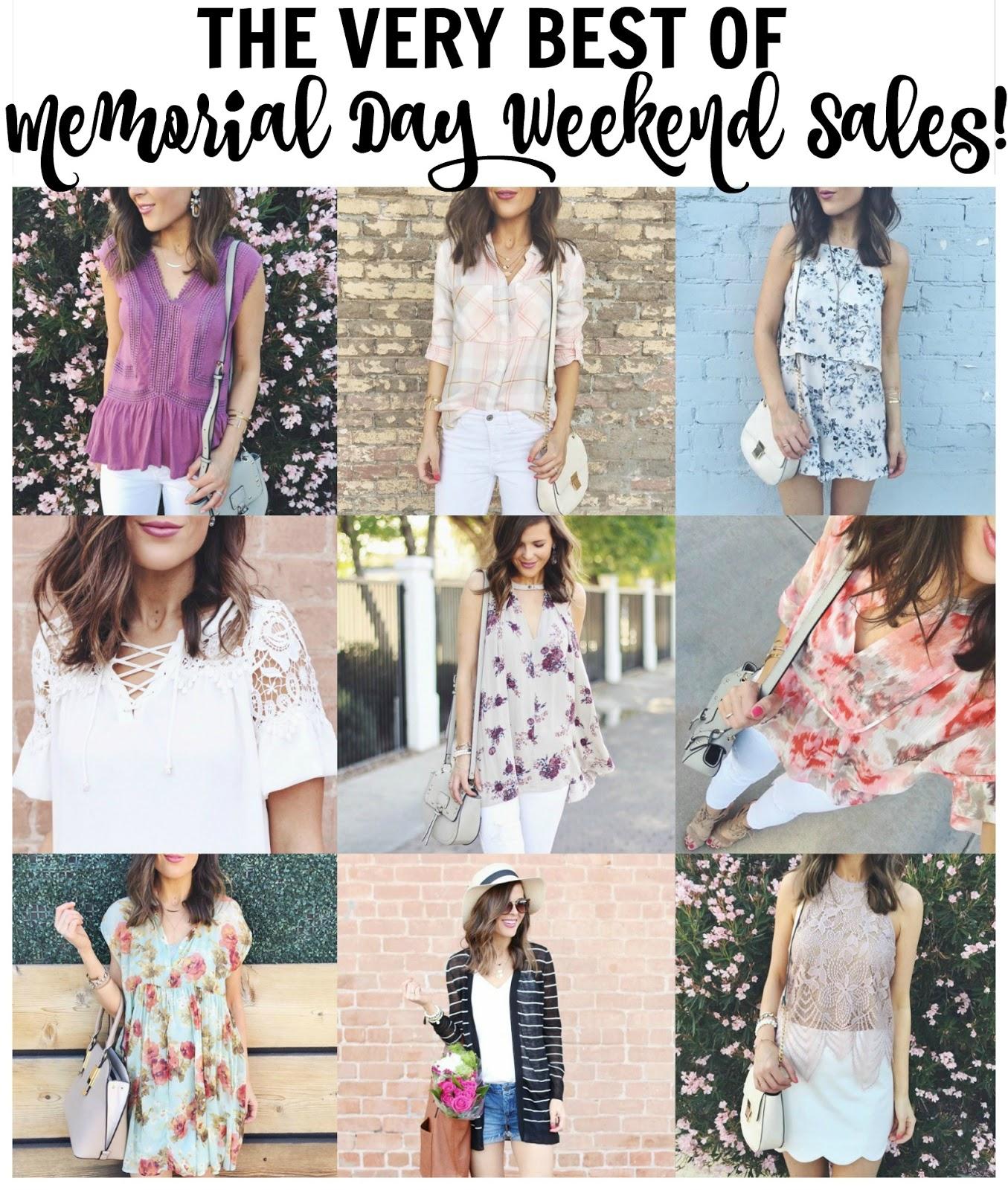 Memorial Day Weekend Sales!