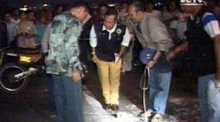 Saat ini Polisi Tengah Menyelidiki Ledakan Di Slipi - Commando