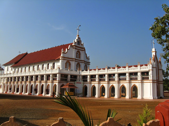 Famous churches of Alappey Kerala