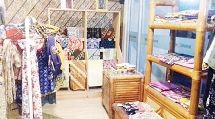Batik Bogor Merambah Pasar Nasional ~ ENTER BOGOR 4942ea096e