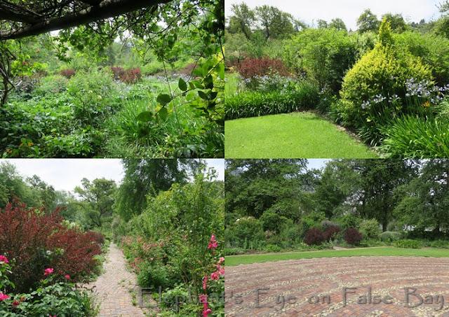 Rustenberg garden