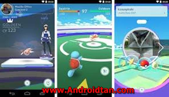 Free Download Pokemon GO Mod Apk v0.51.0 (Support Jelly Bean) Terbaru 2017