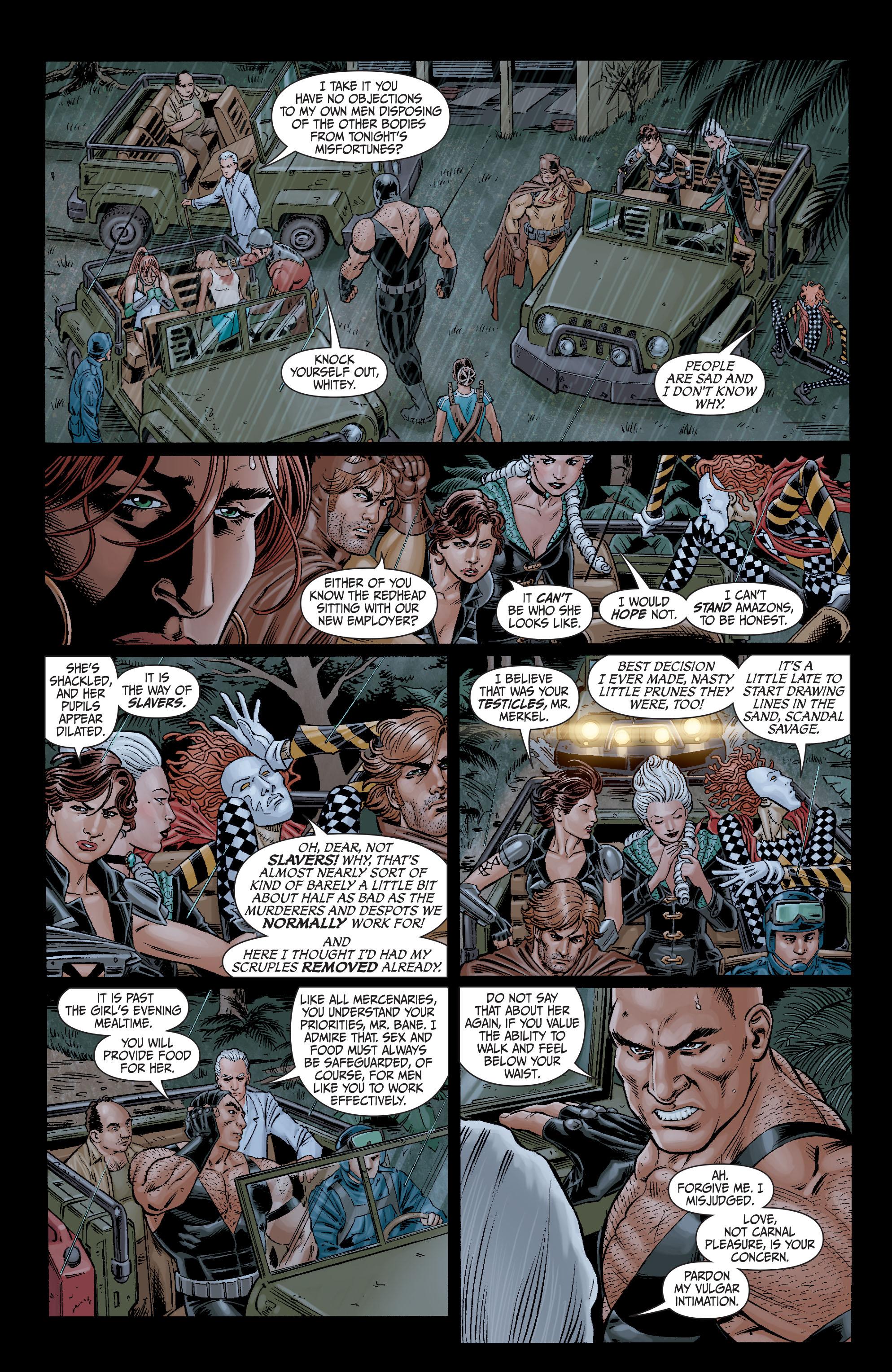 Read online Secret Six (2008) comic -  Issue #11 - 5