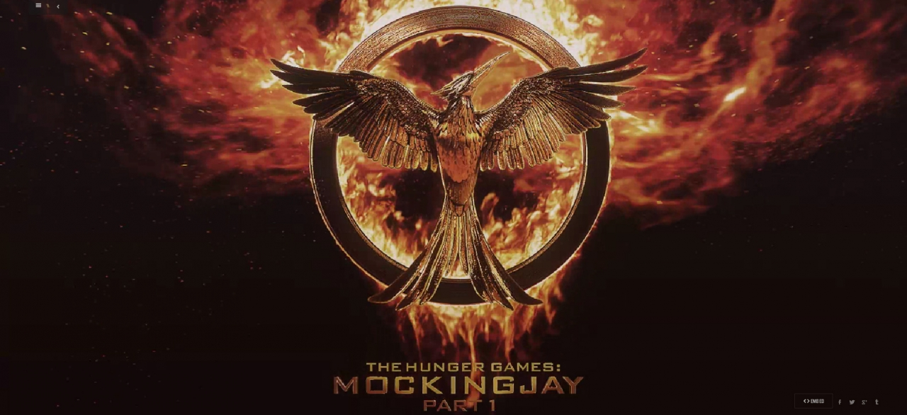 Tag: IS THE HUNGER GAMES MOVIE