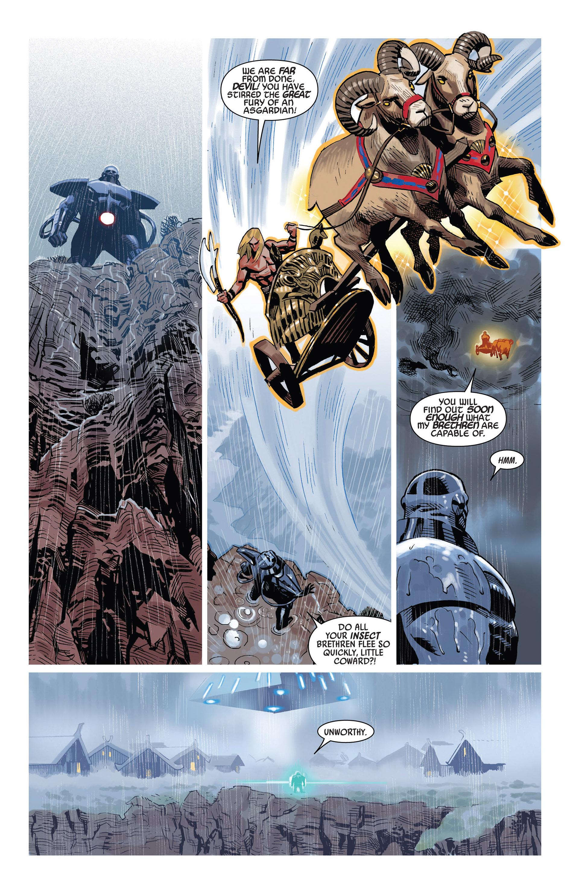 Read online Uncanny Avengers (2012) comic -  Issue #6 - 7